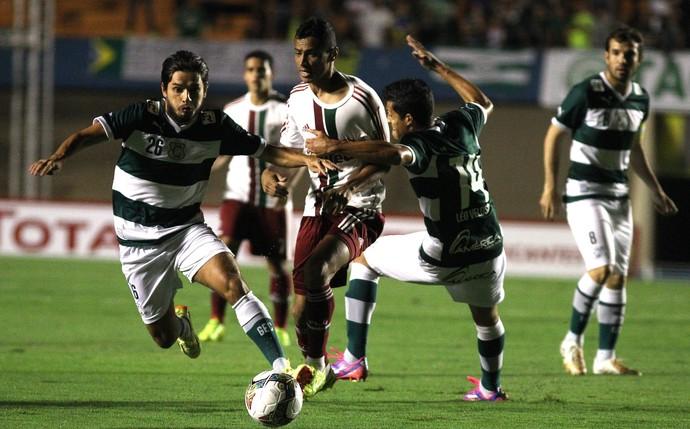Cicero Fluminense (Foto: Nelson Perez / Fluminense FC)