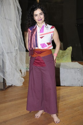 Letícia Sabatella ´ (Foto: Rafael Cusato/Brazil News)