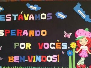 Escola em Abaeté (Foto: PMA/Divulgação)