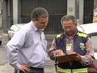 AGR apreende 7 ônibus clandestinos durante operação de carnaval, em GO