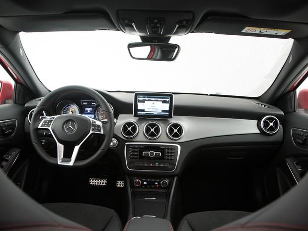 Mercedes-Benz GLA 250 (Foto: Divulgação)