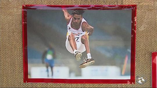 Improviso e recorde brasileiro: veja os  passos de Jeohsah até a Paralimpíada