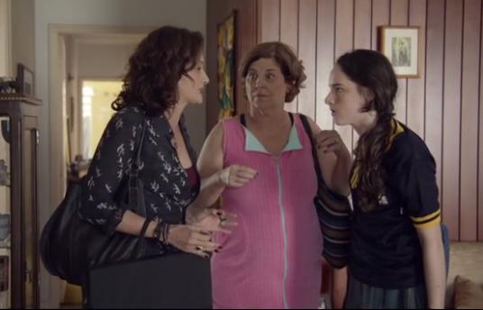 Cena de '3 Teresas' (Foto: Reprodução)