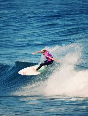 surfe Stephanie Gilmore em Biarritz (Foto: ASP)