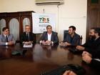 Técnicos do Tesouro Nacional têm primeira reunião em Porto Alegre