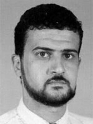 Abu Anas al-Libi em foto divulgada pelo FBI (Foto: AFP)