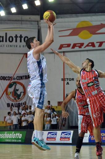 Bauru, América, basquete (Foto: Henrique Costa / Bauru Basquete)