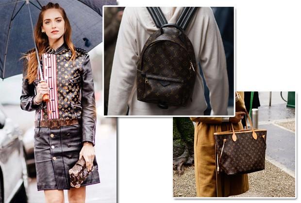 As peças da Louis Vuitton já são queridinhas absolutas (Foto: Imaxtree)