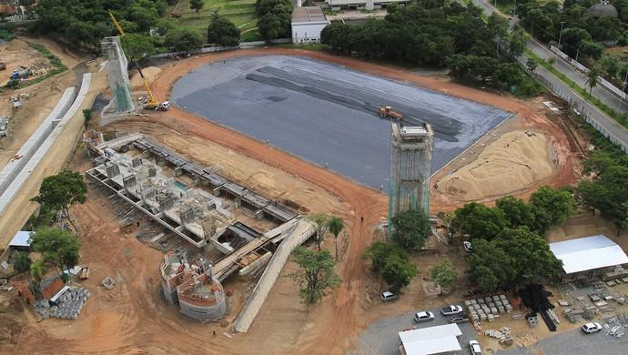 COT da UFMT em Cuiabá (Foto: Edson Rodrigues/Secopa-MT)