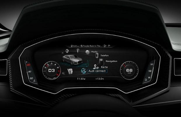 Audi A3 reestilizado terá cockpit digital (Foto: Divulgação )