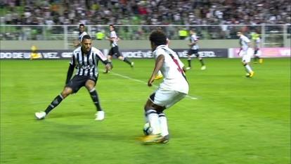 Melhores momentos: Atlético-MG 1 x 2 Vasco pela 16ª rodada do Brasileirão