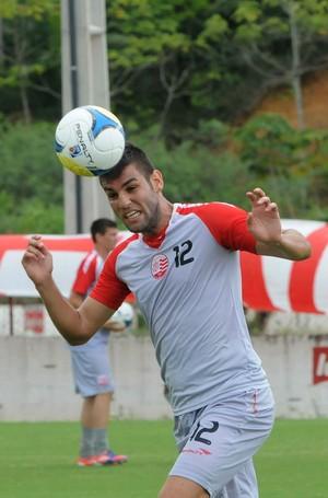 william alves náutico (Foto: Aldo Carneiro / Pernambuco Press)