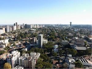Paraná TV Curitiba  (Foto: Divulgação / Reprodução G1 PR)
