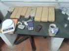 PC prende 4 pessoas e apreende mais de 7 kg de maconha em Janaúba