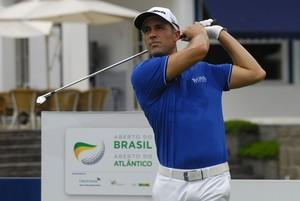 Alexandre Rocha, golfe Aberto do Brasil (Foto: Zeca Resendes)