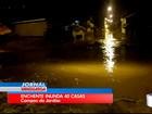 Pousada de Campos do Jordão tem prejuízo de R$ 50 mil após chuvas