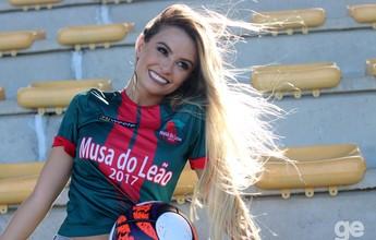 """Musa do São Paulo convoca cidade para """"carregar"""" o time do coração"""