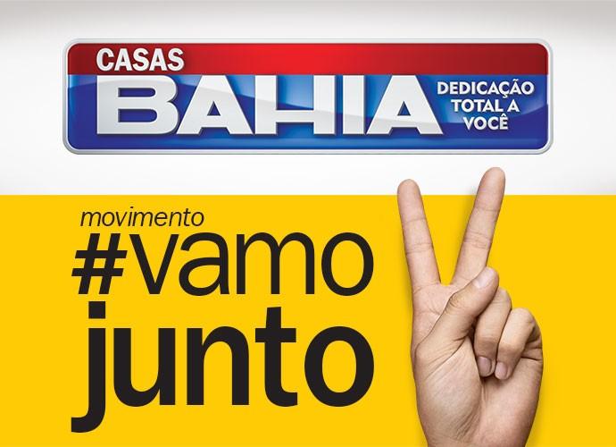 O movimento #vamojunto é inspirado em quem levanta cedo e dá duro (Foto: Divulgação)