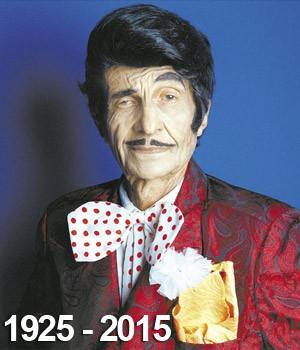 Jorge Loredo - 1925-2015 (Foto: Ana Ottoni/Folhapress/Arquivo)