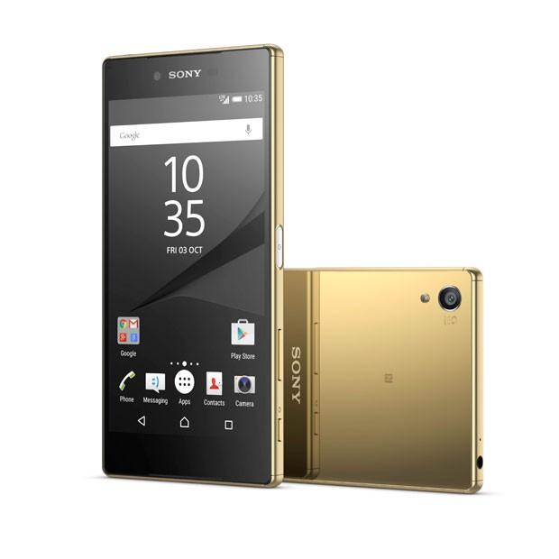 Xperia Z5 Premium é novo smartphone top de linha da Sony. (Foto: Divulgação/Sony)