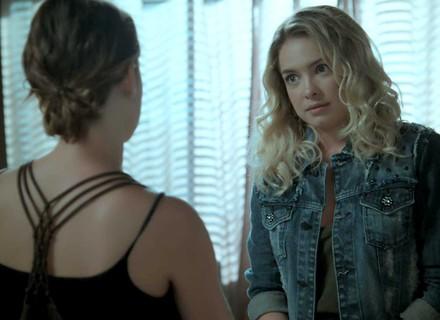 Anita aconselha Cibele a voltar para Ruy