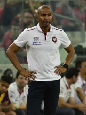 Cristóvão Borges Atlético-PR (Foto: Gustavo Oliveira/Atlético-PR)
