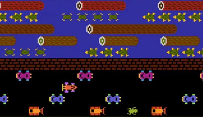 Confira curiosidades e polêmicas de Frogger, clássico do Atari (Foto: Reprodução/Reddit)