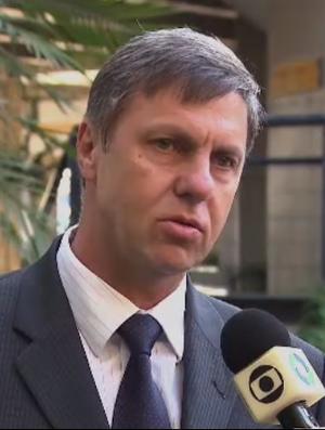 Paulo Schmidt, procurador do STJD (Foto: Reprodução SporTV)
