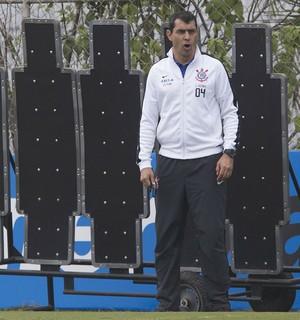 Fabio Carille, Corinthians (Foto: Daniel Augusto Jr/ Ag.Corinthians)