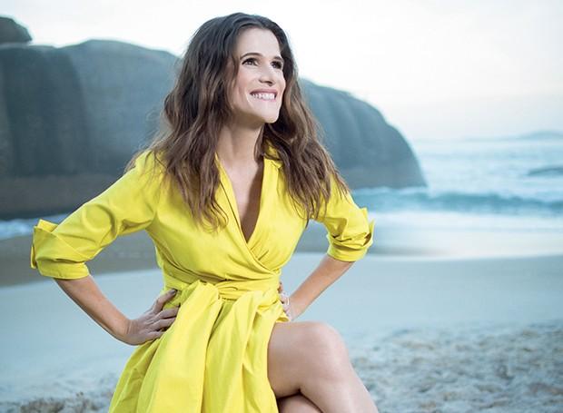 Ingrid Guimarães (Foto: Fernando Young/Ed. Globo)