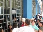 Protesto de vigilantes fecha agências do INSS em Campinas nesta quinta