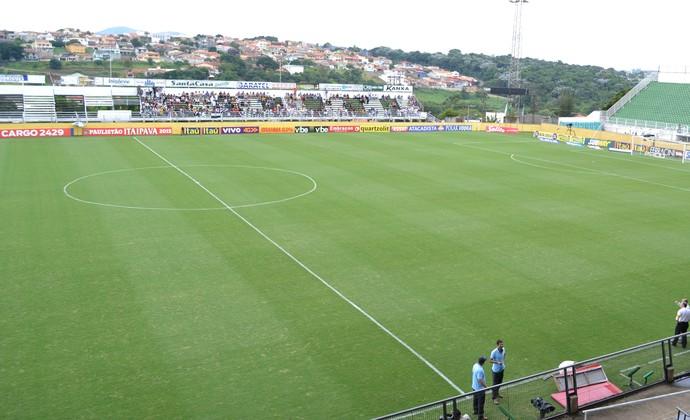 Estádio Nabi Abi Chedid Bragantino x Corinthians (Foto: Filipe Rodrigues)
