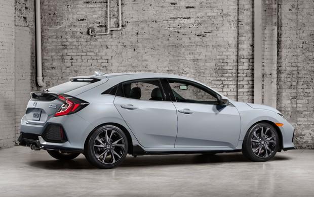 Auto esporte honda civic hatch tem nova vers o de - Hatch empresa ...