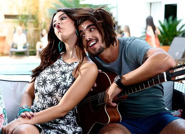 Giovanna Lancellotti e Caio Castro (Foto: Divulgação)
