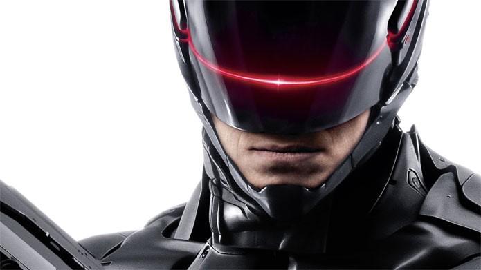 RoboCop em seu filme de 2014 (Foto: Divulgação)