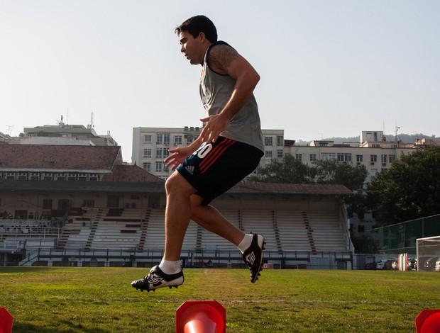 deco fluminense treino (Foto: Bruno Haddad/FluminenseFC)