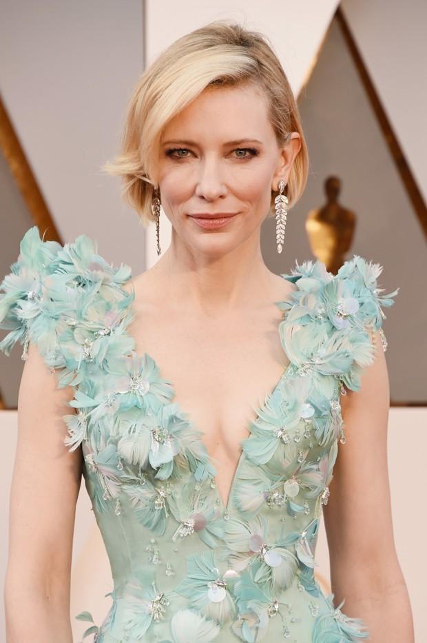 Oscar 2016 - Cate Blanchett (Foto: GNT)
