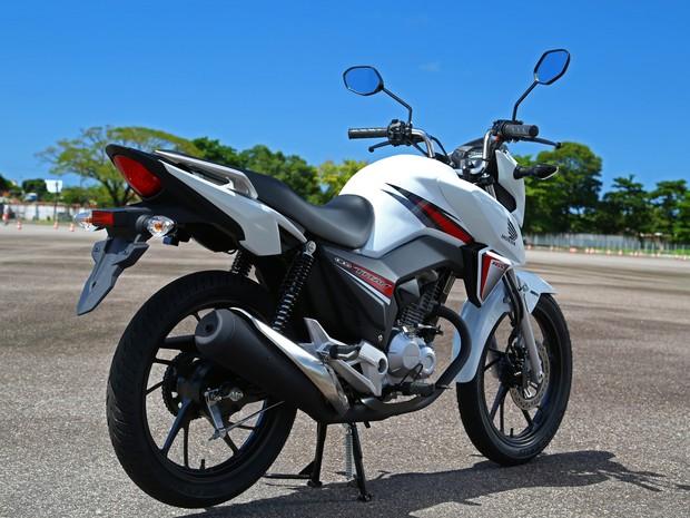 Honda CG 160 Titan (Foto: Divulgação)