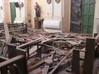 IPHAN recomenda interdição emergencial para Igreja São Benedito