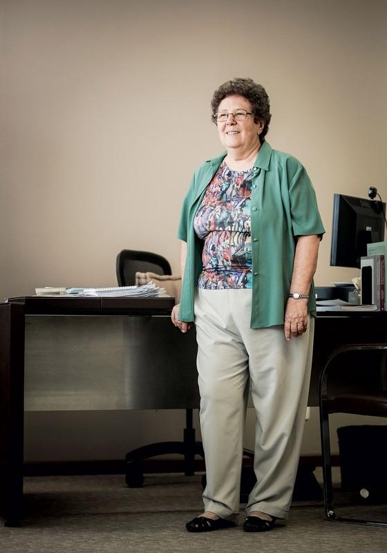 A pesquisadora da Fundação Carlos Chagas Bernadete Gatti.Há 50 anos,pesquisa no Brasil e lá fora como aprimorar os professores (Foto: Anna Carolina Negri/ÉPOCA)