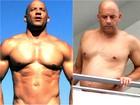 Felipe Franco ensina exercícios para Vin Diesel eliminar a 'barriga de chope'