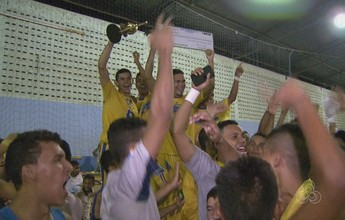 Divisão Especial: Roraimense de Futsal começa com dois jogos