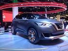 Nissan Kicks concorrerá com Honda HR-V e terá apenas 1 opção de motor