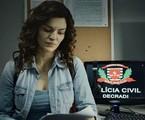 Mayana Neiva em 'Rotas do ódio'   Reprodução