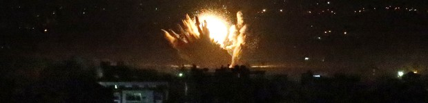 Israel decide invadir Gaza por terra (Thomas Coex/AFP)