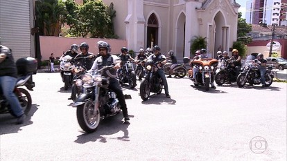 Motociclistas ajudam crianças com doenças raras