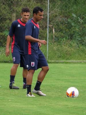 Nadson Paraná Clube (Foto: Fernando Freire)