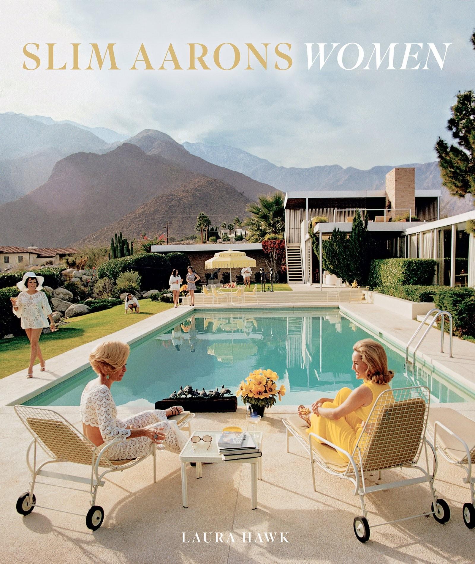 O novo livro de Slim Aarons (Foto: Divulgação)