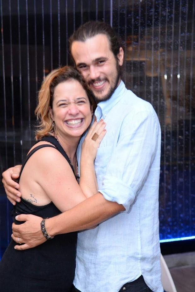Paloma Duarte e Bruno Ferrari (Foto: DIVULGAÇÃO THIAGO ALENCAR/ BILLY BOB)