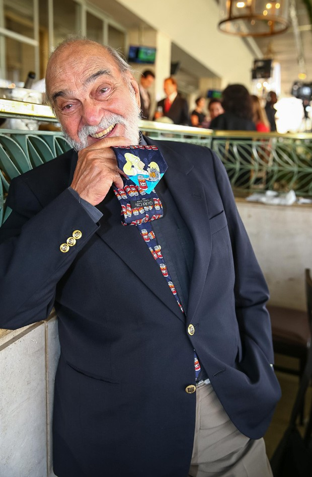 Lima Duarte (Foto: Raphael Castello/AgNews)